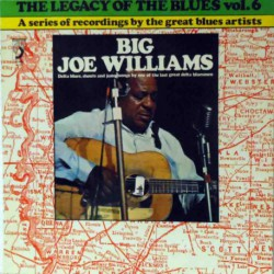 The Legacy of the Blues Vol. 6 (Spanish Reissue)