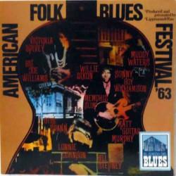 American Folk Blues Festival ´63 (Spanish Reissue)