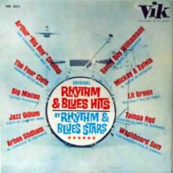 Rhythm & Blues Stars (Spanish Mono 1964)
