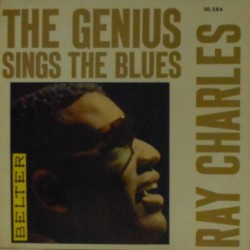 The Genius Sing the Blues (Spanish 7 Inch EP)