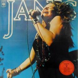 Janis OST (Spanish Gatefold Mono Edition)
