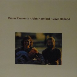 W/ J. Hartford & Dave Holland (Spanish Edition)