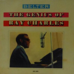 The Genius of Ray Charles (Spanish 7 Inch)