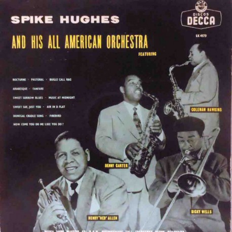 And His All American Orchestra (Spanish Mono)