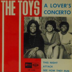 A Lover´s Concerto (Rare Spanish 7 Inch EP)