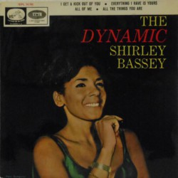 The Dynamic Shirley Bassey (Spanish 7 Inch EP)