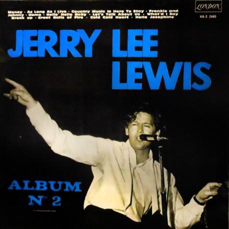 Album No. 2 (Rare French Mono Reissue 1965)