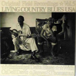 Mississippi Delta Blues (Spanish Reissue)