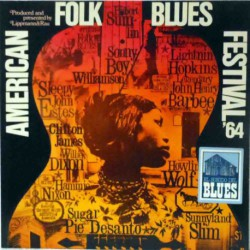 American Folk Blues Festival ´64 (Spanish Reissue)