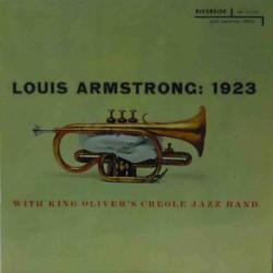 1923 w/ King Oliver´s (French Mono)