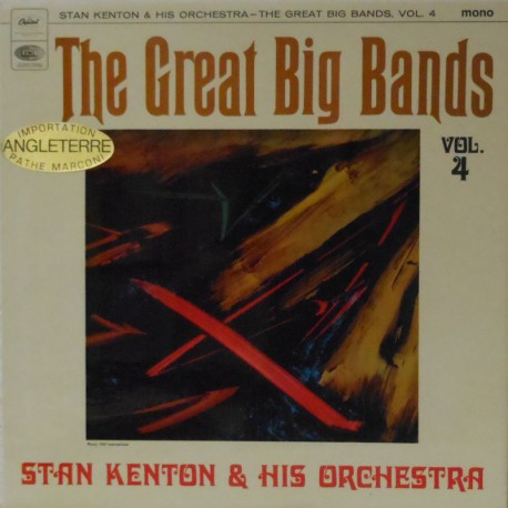 The Great Big Bands Vol. 4 (UK Mono)
