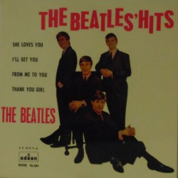 The Beatles Hit´s (Spanish 7 Inch EP)