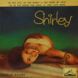 Shirley (Rare Colored Spanish 7 Inch EP) Pink