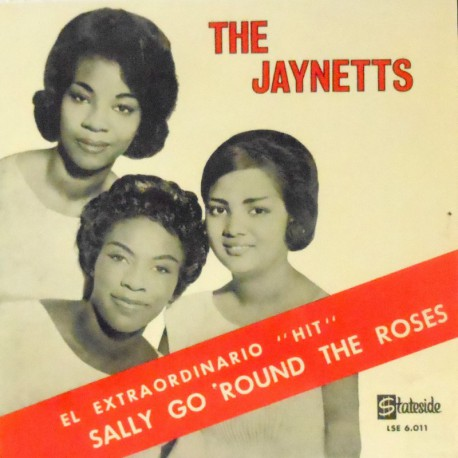 Sally Go ´Round the Roses (Rare Spanish 7 Inch EP)