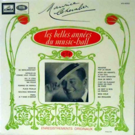 Le belles annees du Music-Hall No. 54 (FR Reissue)