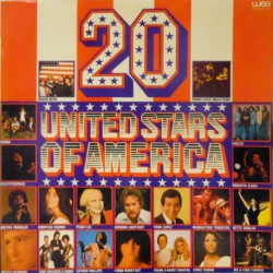 20 United Stars of America (Spanish Reissue)