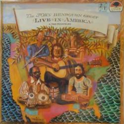 Live in America (Spanish Reissue)