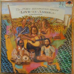 Live in America (Spanish Reissue)