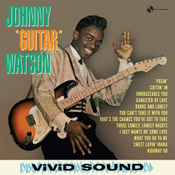 Johnny Guitar Watson (Debut Album)