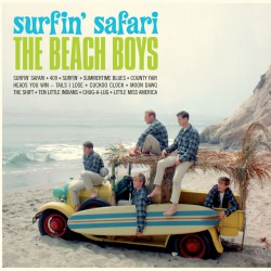 Surfin´ Safari (Colored Vinyl)