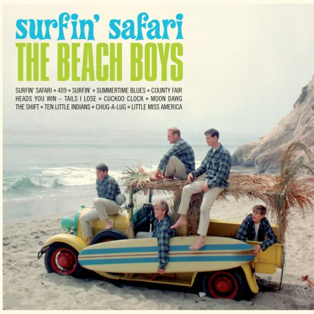Surfin´ Safari (Colored Vinyl)