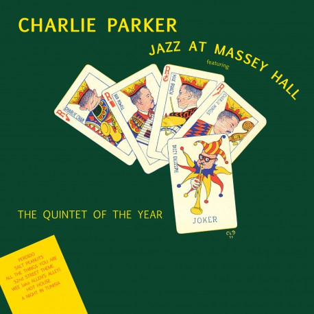 Jazz at Massey Hall (Colored Vinyl)