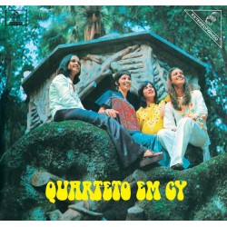 Quarteto em Cy (Mini-LP Papersleeve Replica)