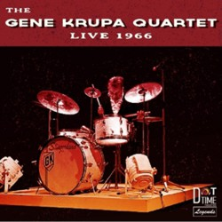 The Gene Krupa Quartet Live 1966