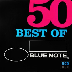 Blue Note Best of 50 (Box Set 5 CD)