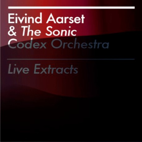 Live Extracts W/ The Sonic Codex Orchestra