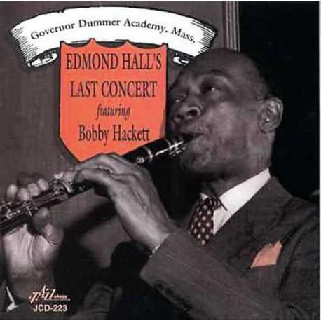 Edmond`S Hall Last Concert