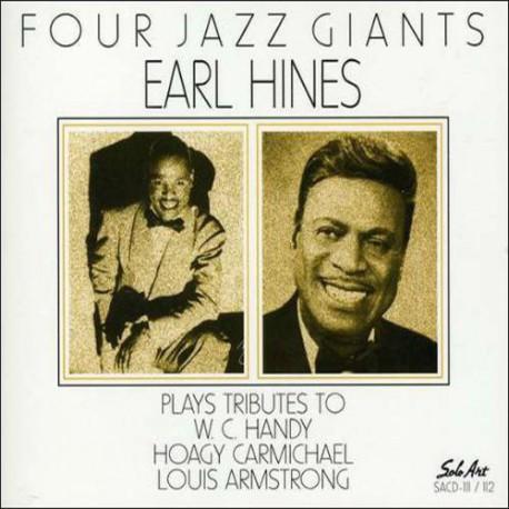 Four Jazz Giants - Solo Piano