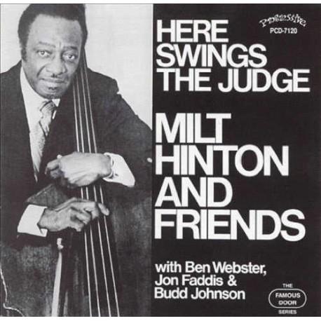 Here Swings the Judge