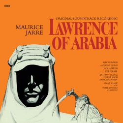Lawrence of Arabia Soundtrack (Colored Vinyl)