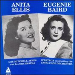 Songs by Anita Ellis and Eugene Baird