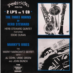 The Three Horns of Herb Steward + Marky`S Vibes
