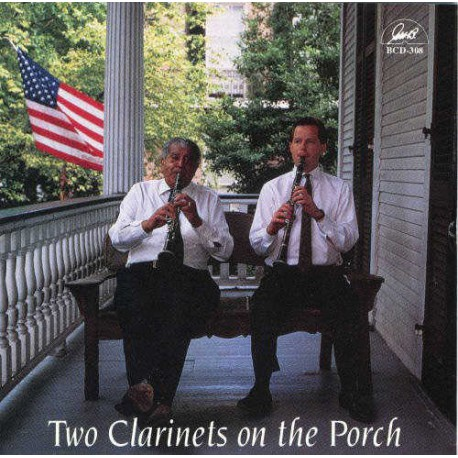 Two Clarinets on the Porch