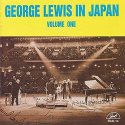 George Lewis in Japan - Volume 1