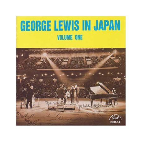 George Lewis in Japan - Volume 1