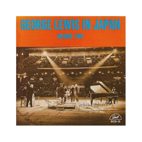 George Lewis in Japan - Volume 2