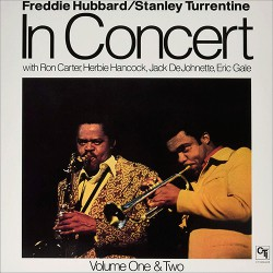 In Concert w/ Stanley Turrentine