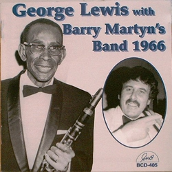 George Lewis and the Barry Martyn`S Band