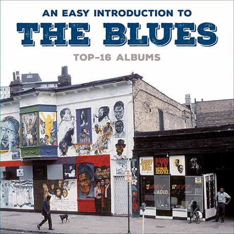 An Easy Introduction to the Blues (Box Set)
