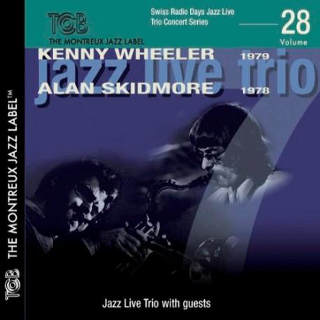 SRD Vol. 28 - Jazz Live Trio with Friends