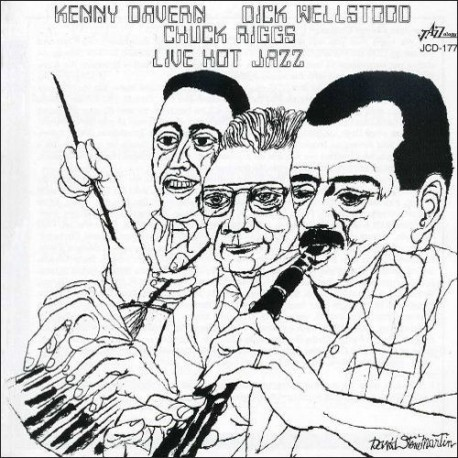 Davern-Wellstood-Riggs: Live Hot Jazz