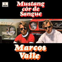 Mustang Cor de Sangue (Mini-LP Gatefold Replica)