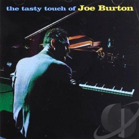 The Tasty Touch of Joe Burton