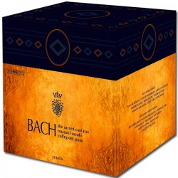 Bach, J.S. - Complete Sacred Cantatas(Box-set)