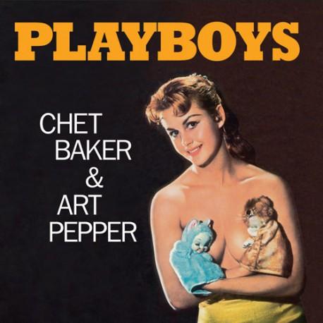Playboys W/ Art Pepper (Colored Vinyl)