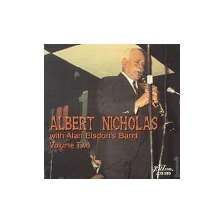 Albert Nicholas with Alan Elsdon`S Band Vol. 2